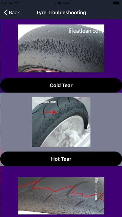 Suspension & Tyre Pocket Book screenshot-4