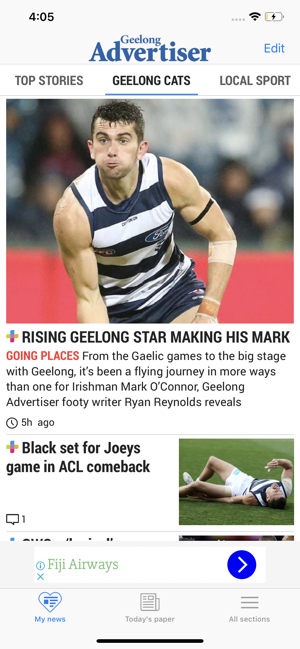 Geelong Advertiser On The App Store