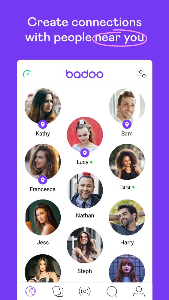 Social payments badoo
