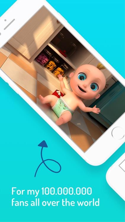 LooLoo Kids - Nursery Rhymes screenshot-0