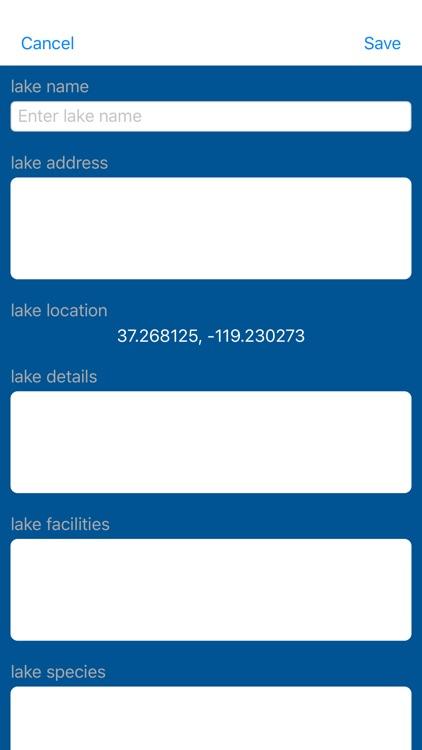 USA Fishing Lakes - The Top screenshot-3