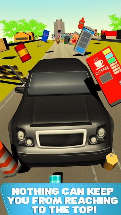Impossible Ramp Car Jump screenshot-3