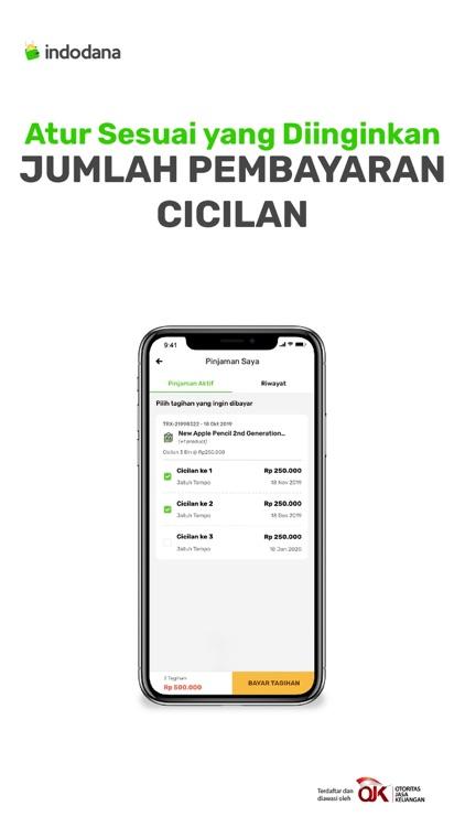 Indodana - Paylater & Pinjaman screenshot-5