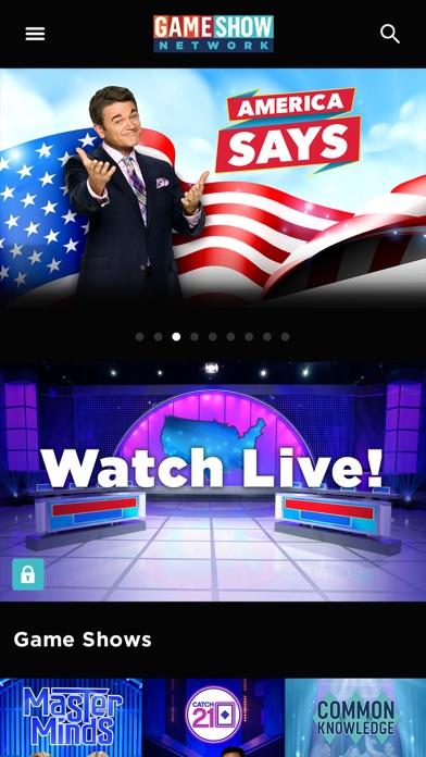 Game Show Network Screenshot
