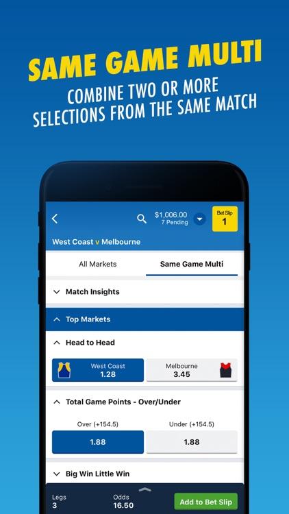 Sportsbet - Online Betting screenshot-4