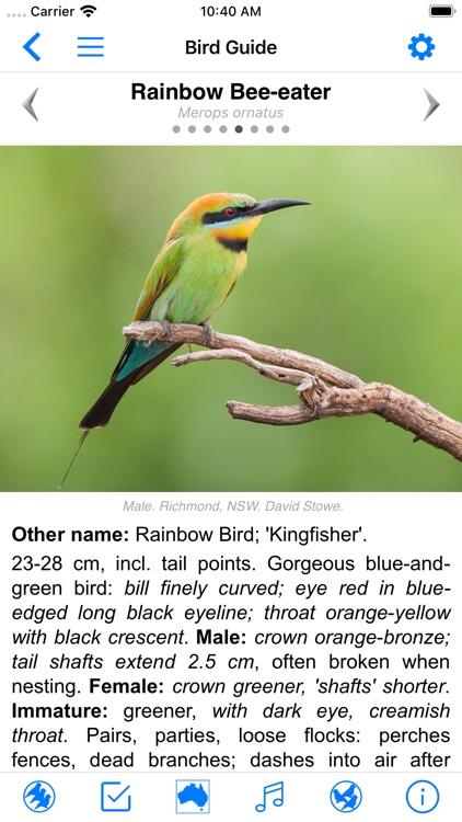 Pizzey and Knight Birds of Aus screenshot-4