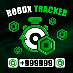 1# Robux Tracker for Roblox