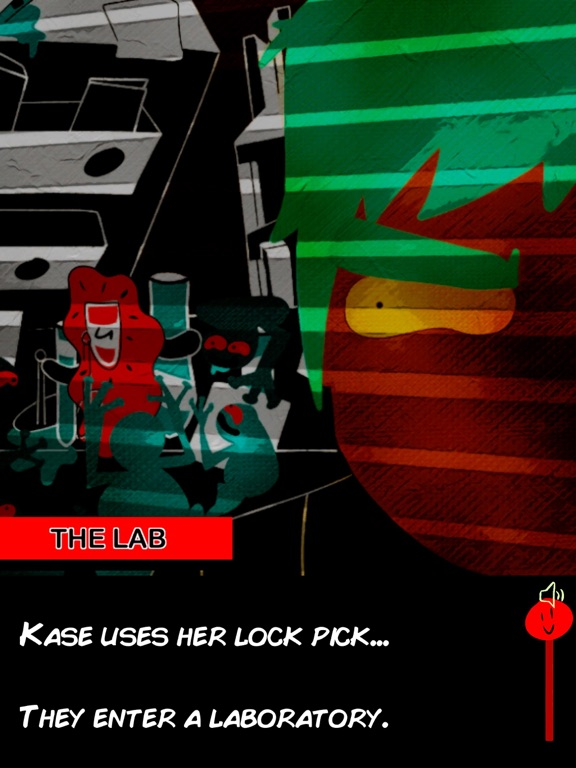 Kase & Thyme: The Manor Rouge screenshot 5
