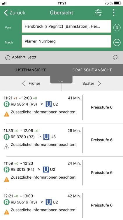Vgn Fahrplan Tickets By Verkehrsverbund Grossraum Nuernberg Gmbh