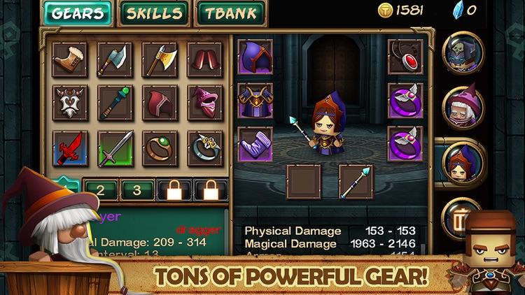 TinyLegends™ Heroes screenshot-4
