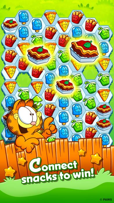 Garfield Snack Time screenshot one