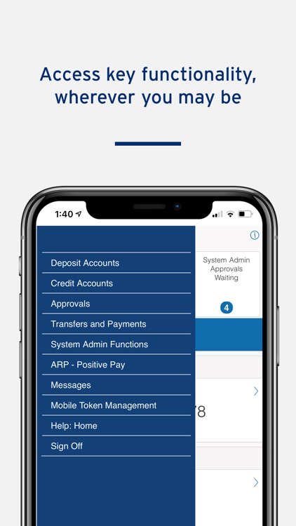 CitiBusiness Mobile screenshot-4