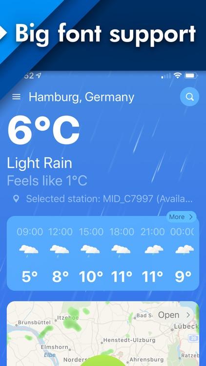 Widget Weather app screenshot-5