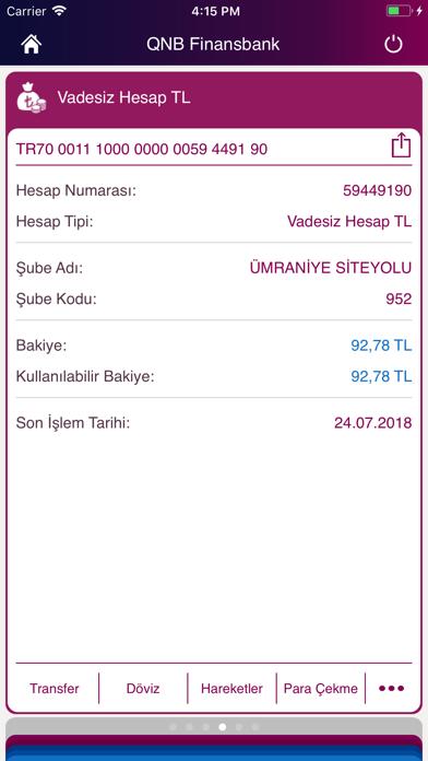 download QNB Finansbank Cep Şubesi indir ücretsiz - windows 8 , 7 veya 10 and Mac Download now