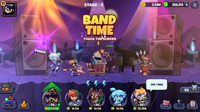 Band of Heroes IDLE RPG screenshot 7