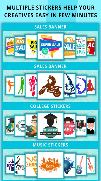 Poster Maker Flyer Maker - Pro screenshot-3