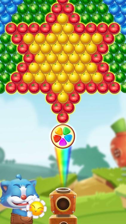 Shoot Ball Fruit Splash screenshot-0