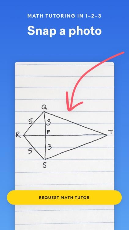 Yup — Math Tutoring App