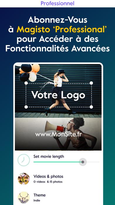 download Magisto Montage Vidéo & Photos apps 6
