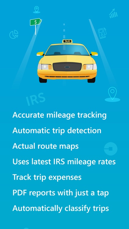 Swift Miles - Mileage Tracker screenshot-0