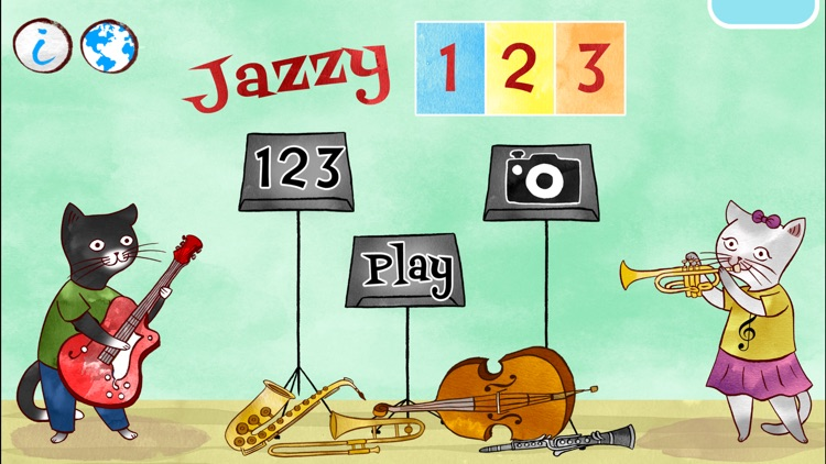 Jazzy 123 - Count with Music screenshot-0