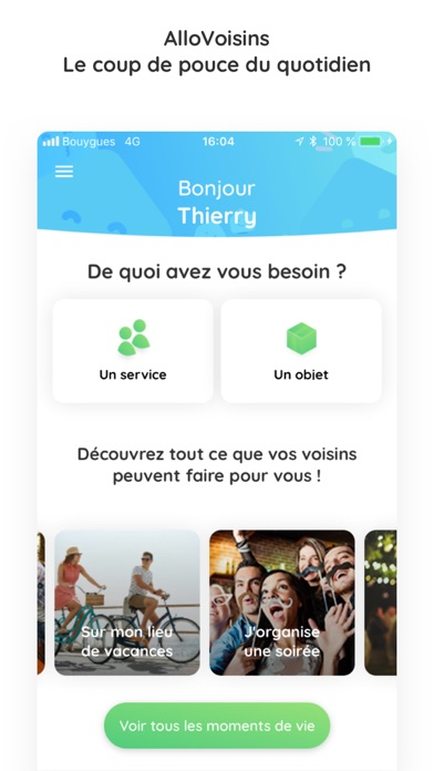 download AlloVoisins apps 5