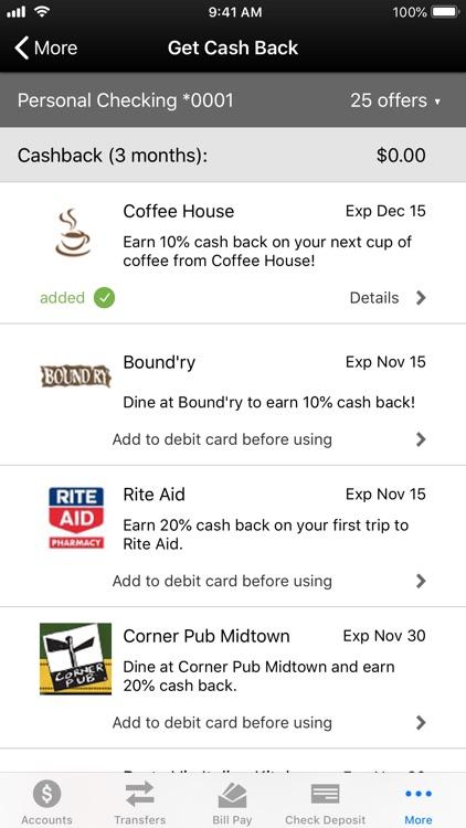 Valley Mobile Banking screenshot-6
