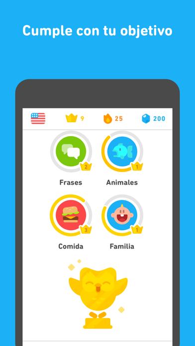 Screenshot for Duolingo in Mexico App Store