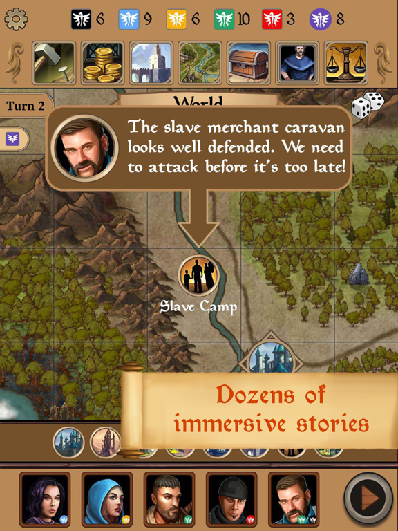 Silmaris screenshot 3