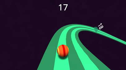 Screenshot for Twisty Road! in Sweden App Store