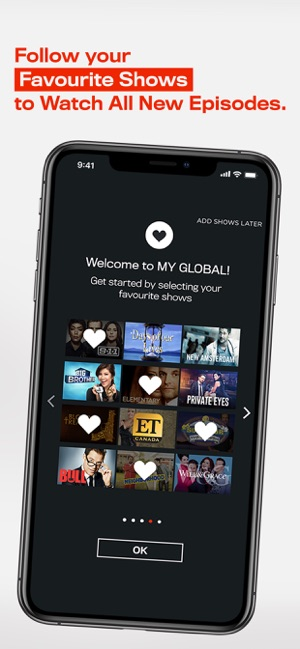 Global TV on the App Store
