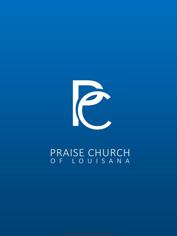 Praise Church of Louisiana App screenshot 4