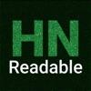 HNReadable