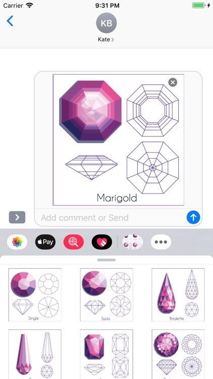 DiamondShapesSt screenshot-3