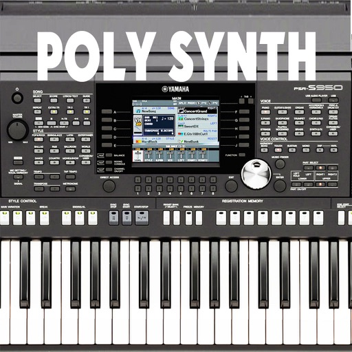 Musical polyphonic synthesizer
