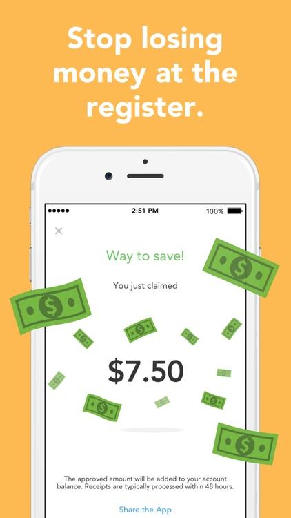 Checkout 51: Cash Back Savings screenshot-3