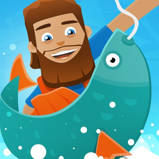 Download Hooked Inc: Fisher Tycoon free for iPhone, iPod and iPad