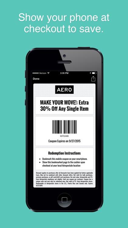 Coupon Sherpa: Deals & Savings screenshot-4