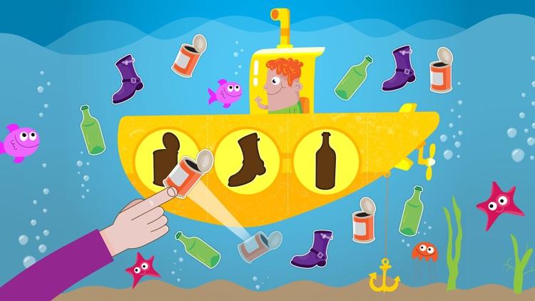 Sorting Puzzles for Kids screenshot-4
