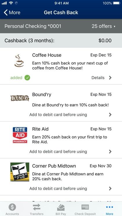 SSSCU Mobile Banking screenshot-6