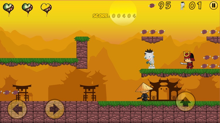 Zombie Gang: Escape from Earth screenshot-3