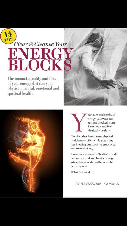 Spiritual Life Magazine screenshot-4