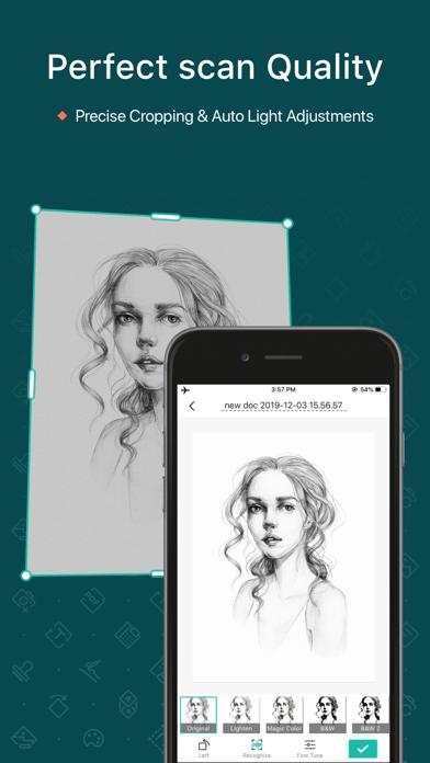 CamScanner: PDF Scanner Screenshot