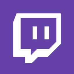 Ícone do app Twitch