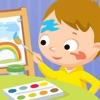 Раскраска, рисовалка для детей для ПК скачать бесплатно