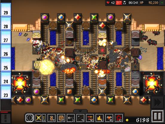 Dungeon Warfare 2 для iPad