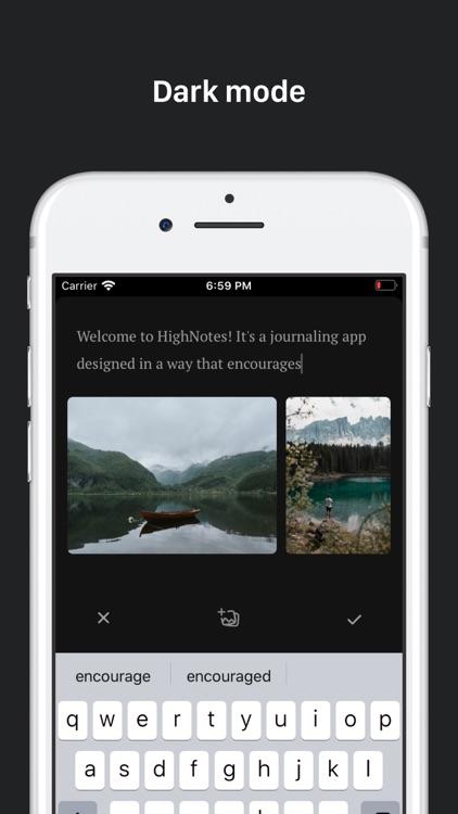 HighNotes screenshot-3