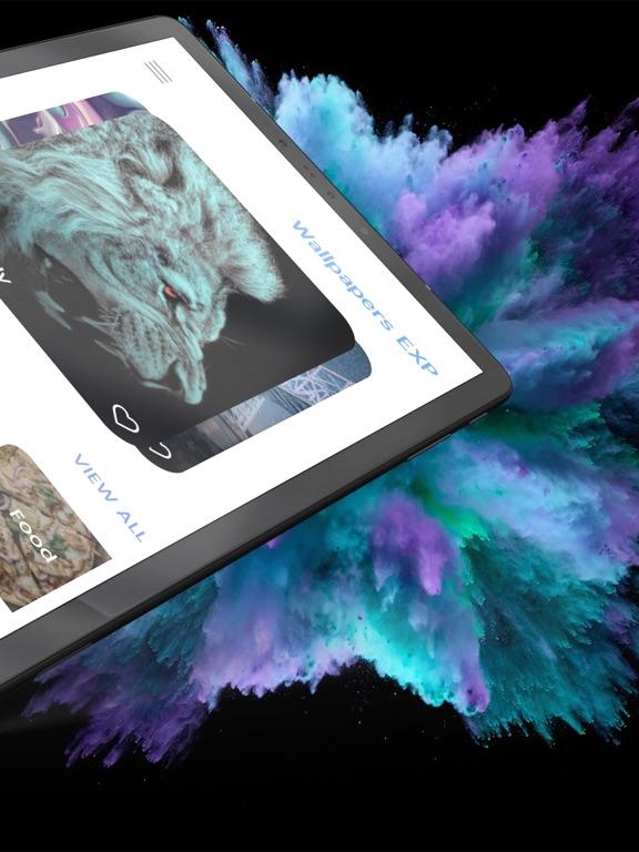 Wallpaper Explosion- 4k & Live screenshot #2