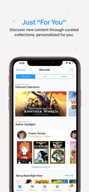Manga Rock on the App Store