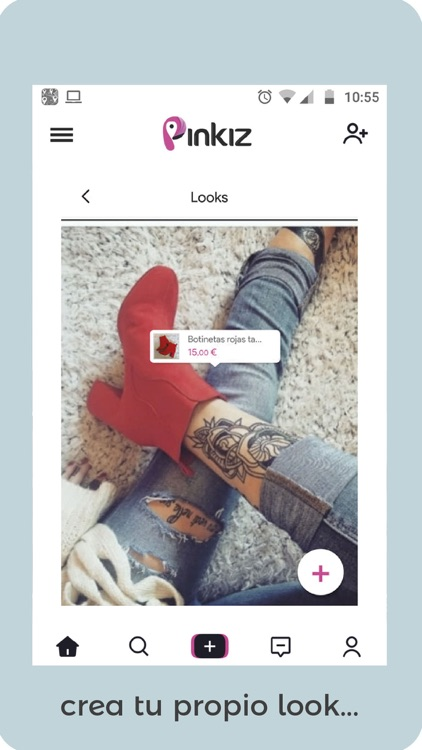 Pinkiz - Compra y vende moda screenshot-4